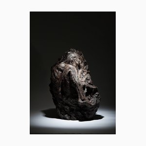 Ian Edwards - Within Unfolding - Original Signierter Bronze Sculpure 2017