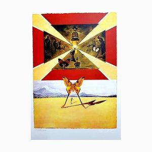 Roussillon - Lithograph 1969