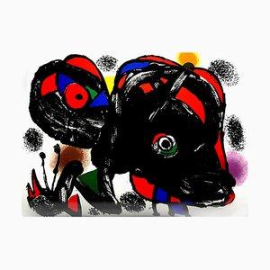 Joan Miro - Original Lithografie 1976