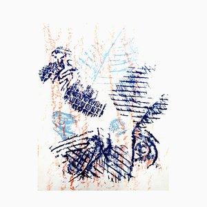 Lithographie Max Ernst - Birds - Original 1964