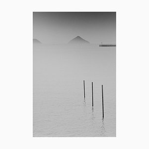 Fuji - Originalfotografie signiert von Cyrille Druart 2018