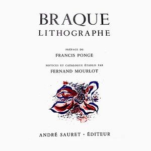 Lithographie de Georges Braque - 1963