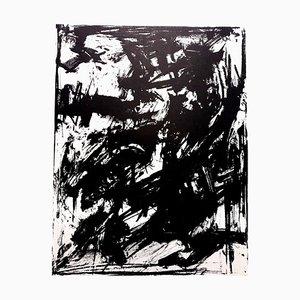 Lithographie Emilio Vedova 1961