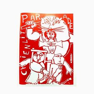 Poster Mai 68 Original French Mai 68