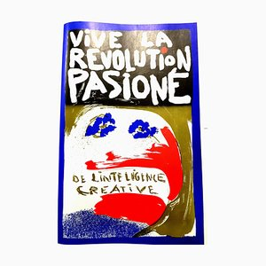 Mai 68 Original French Poster - Passionate Revolution - Mai 68