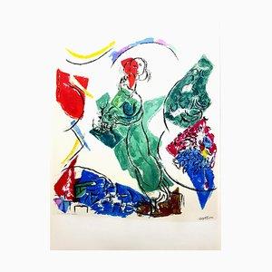 Nach Marc Chagall - Lithografie 1964