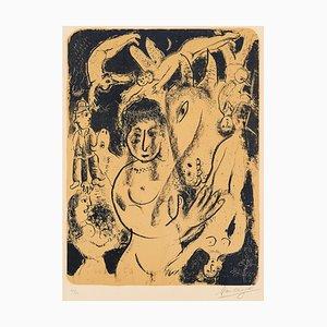 Marc Chagall - A Midsummer Night's dream - Original Handsigned Lithograph 1974