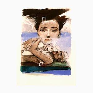 Lithographie Enki Bilal - Dream - Original 2012