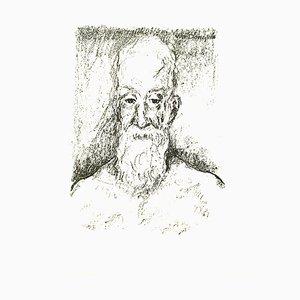 Kees van Dongen - Portrait - Original Lithograph 1950