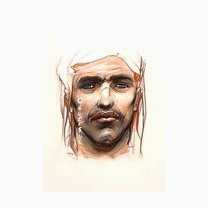 Lithographie Enki Bilal - Ulysses - Lithographie Originale 2012