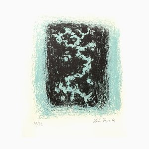 Léon Zack - Snow - Original Handsigned Lithograph 1969
