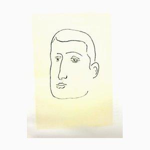 Original Lithographie - Henri Matisse - Apollinaire 1952