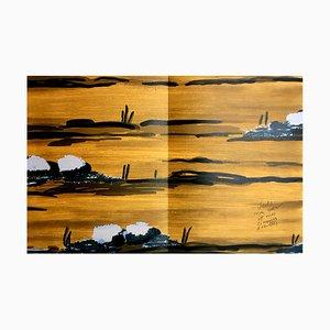 Eduardo Arroyo - Awaken Heart - Original Lithograph 1984