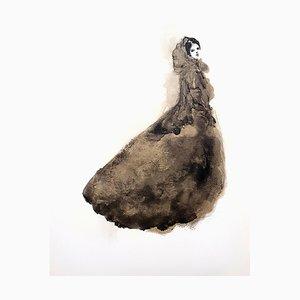 Leonor Fini - Saturday Night Dress - Original 1964