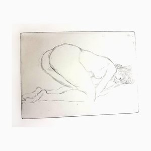 Jean Gabriel Domergue - Woman - Original Etching 1924