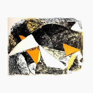Lithographie Marino Marini - Horse and Rider - 1963