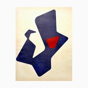 Jean Arp - Original Lithograph 1951