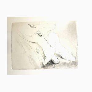Jean Gabriel Domergue - Women's Love - Original Radierung 1924