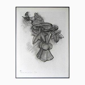 Lithographie - Blumen 1943