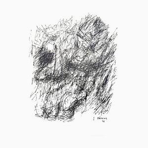 Jean Bazaine - Original Lithograph 1956