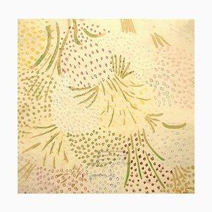 Sonia Delaunay - Aquarelle sur papier originale Circa 1930
