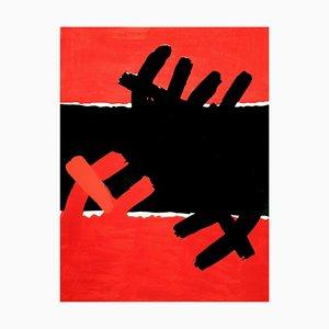 Giuseppe Capogrossi - Stencil 1957