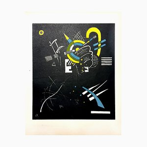 Wassily Kandinsky (after) - Small World - Lithograph 1952