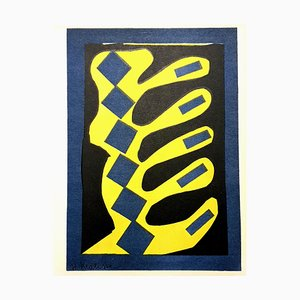 Henri Matisse (After) - Plant - Lithograph 1954