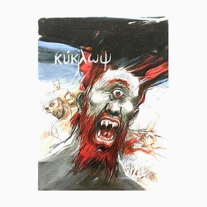 Enki Bilal - Cyclops - Original Lithografie 2012