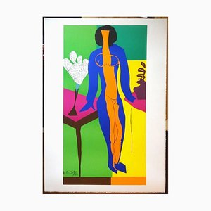 after Henri Matisse - Zulma - Lithograph