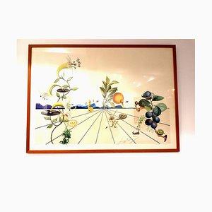 Salvador Dali - Flordali I - Lithografie 1981