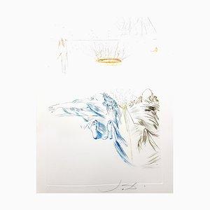 Salvador Dali - Tristan's Testament - Gravure à l&#39
