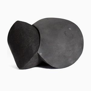 Samuel Latour - Eclipse - Original Keramikskulptur Circa 2018
