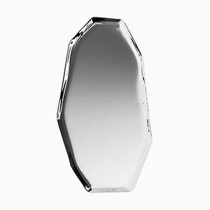 Tafla C3, Spiegel aus poliertem Edelstahl, Zieta