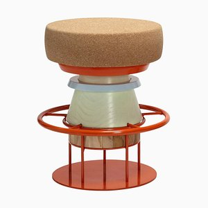 Colorful Tembo Stool, Note Design Studio