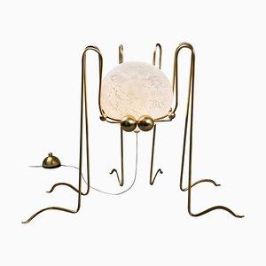 Sculpture Spider, Lampadaire, Vincent Darré et Ludovic Clément d'Armont