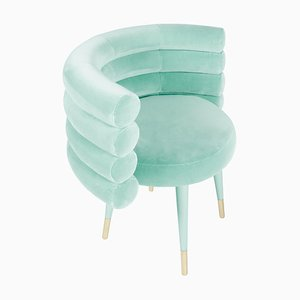 Marshmallow Dining Chair, Royal Stranger