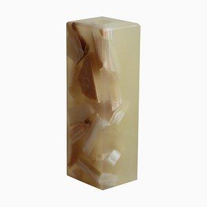 Vase en Cristal et Marbre, Fragment, Jang Hea Kyoung