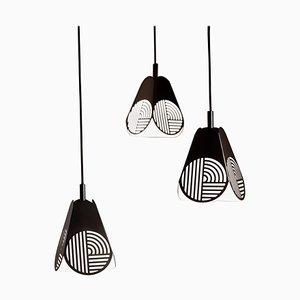 Lampes à Suspension Ensemble de Notic par Bower Studio
