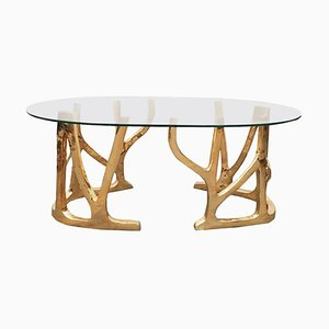 Brass Coffee Table, Galaxy, Misaya