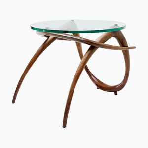 Sculpted Coffee Table by Gildas Berthelot
