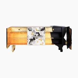 Honeycomb Sideboard, Royal Stranger