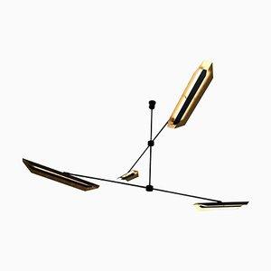 Lampe à Suspension Satellite par William Guillon et Pierre Mounier