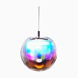 Lámpara de suspensión Iris Bubble, Sebastian Scherer