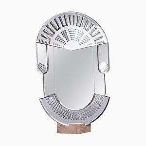 Specchio da tavolo, Nikolai Kotlarczyk, Specchio Scena Murano