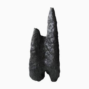 Oeuvre d'Art en Céramique Signée par Jojo Corväiá, Black Cathedral