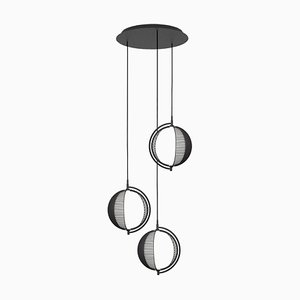 Triple Mondo Pendant Lamps by Antonio Facco