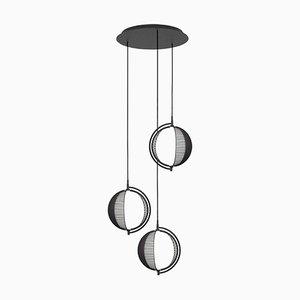 Triple Mondo Pendant Lamps by Antonio Facco