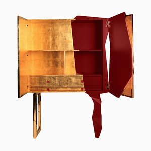 Honeycomb Ruby Cabinet, Royal Stranger