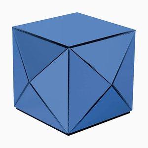 Blauer Glam Rock Tisch